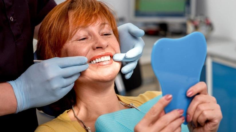 протезирование челюсти на имплантах